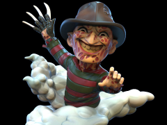 A Nightmare on Elm Street Q-Fig Freddy Krueger