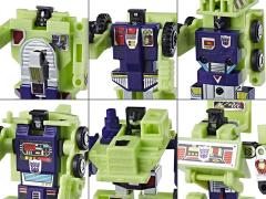 Transformers: Vintage G1 Constructicon Devastator Six Figure Collection Pack Exclusive