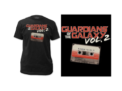 Marvel Guardians of the Galaxy Vol. 2 Awesome Mix Vol. 2 T-Shirt