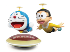 Doraemon Magnetic Levitating ML07 Doraemon & Nobita Set