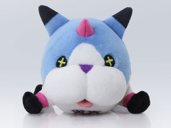 Kingdom Hearts Laying Plush Meow Wow
