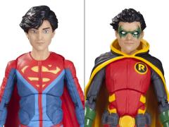 "DC Comics Icons 6"" Robin & Superboy Two Pack"