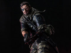 Metal Gear Solid V The Phantom Pain mensHdge No.16 Venom Snake