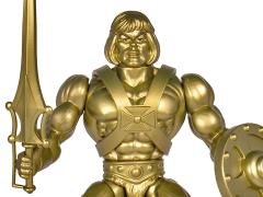 Masters of the Universe Vintage He-Man (Gold Statue)