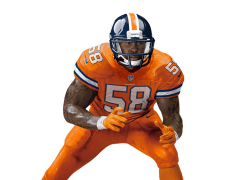 Madden NFL 18 Ultimate Team Series 01 Von Miller (Denver Broncos)