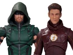 "Arrow 6"" TV Action Figure Two Pack - Green Arrow & The Flash"