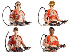 Ghostbusters 2016 Movie Elite Figures Set of 4