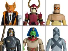 The Worst ReAction Figures Night Terrors Variant Set of 6