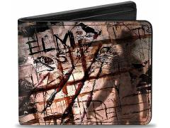 A Nightmare on Elm Street Freddy Shadow Bi-Fold Wallet