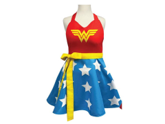 DC Comics Fashion Apron - Wonder Woman