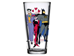 Batman: The Animated Series Toon Tumblers Mad Love Pint Glass