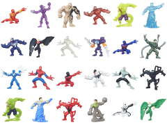 Marvel 500 Micro Figure Wave 5 Box of 24 Figures