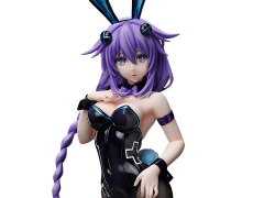 Hyperdimension Neptunia Purple Heart (Bunny Ver.) 1/4 Scale Figure
