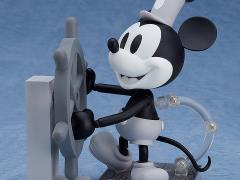 Steamboat Willie Nendoroid No.1010a 1928 Mickey Mouse (Black & White)