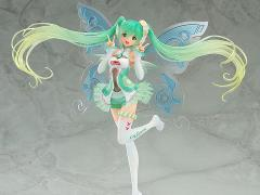 Vocaloid Racing Miku Full Scale Figure (2017 Ver.)