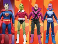 "Super Friends Hall of Doom Battle Pack 8"" Retro Figure Four Pack #1 BBTS Exclusive (LE 25)"