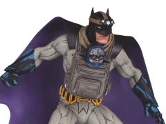Dark Nights: Metal Batman With Baby Darkseid Limited Edition Statue