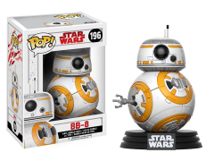 Pop! Star Wars: The Last Jedi - BB-8