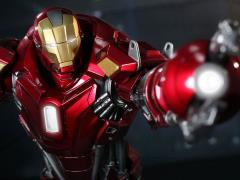 Iron Man 3 PPS002 Red Snapper 1/6th Scale Power Pose Collectible Figure + $150 BBTS Store Credit Bonus