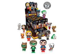 DC Super Heroes & Pets Mystery Minis (Ver. 2) Exclusive Box of 12 Figures