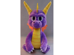 Spyro the Dragon Phunny Spyro (Sitting) Plush