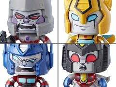 Transformers Mighty Muggs Wave 1 set of 4 Figures