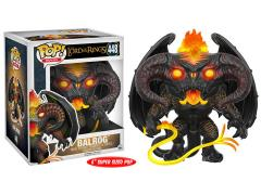 "Pop! Movies: The Lord of The Rings - 6"" Super Sized Balrog"