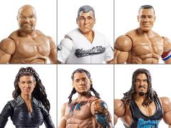 WWE Elite Collection Series 50 Set of 6 Figures