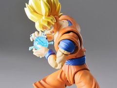 Dragon Ball Z Figure-rise Standard Super Saiyan Goku (New Packaging) Model Kit
