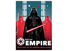 Star Wars Imperial Power Art Print