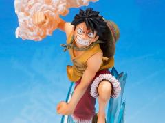 One Piece FiguartsZERO Monkey D. Luffy Brother's Bond