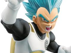 Super Dragon Ball Heroes Transcendence Art Vol. 2 Super Saiyan Blue Vegeta