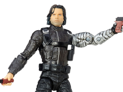 Captain America: Civil War Marvel Legends Winter Soldier Exclusive