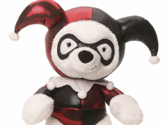 "DC Comics Stuffed Animal 13"" Plush - Harley Quinn Dog"