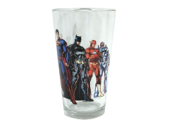 DC Comics Toon Tumblers Justice League of America (New 52) Pint Glass