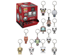Pocket Pop! Mystery Keychain: The Nightmare Before Christmas Box of 24