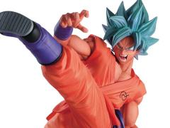 Dragon Ball Super Son Goku FES!! Stage 5 Super Saiyan Blue Kaio-ken Goku