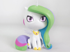 My Little Pony Chibi Vinyl Series 2 Celestia Figure