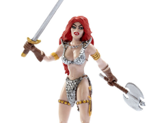 Red Sonja Bendable Figure