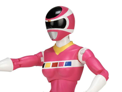 "Power Rangers In Space Legacy 6"" Pink Ranger"