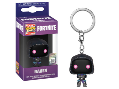 Pocket Pop! Keychain: Fortnite - Raven