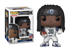 Pop! Football: Rams - Todd Gurley (Away)