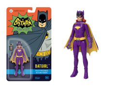 "DC Heroes Batman Classic TV Series Batgirl 3.75"" Action Figure"