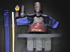 1/6 Scale Kendo Armor & Clothing (Brown)