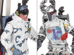 G.I. Joe 50th Anniversary Wave 2 Arctic Ambush Versus Two Pack BBTS Exclusive