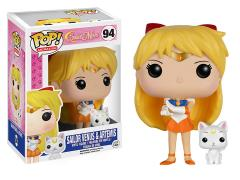 Pop! Animation: Sailor Moon - Sailor Venus & Artemis