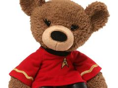 "Star Trek: The Original Series 13.5"" Plush - Lieutenant Uhura Bear"