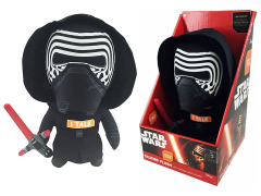 Star Wars Kylo Ren (The Force Awakens) Medium Talking Plush