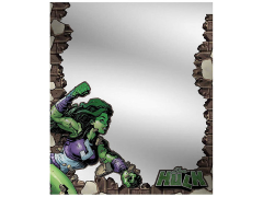 Marvel She-Hulk (2014 Variant Cover #1) Locker Mirror