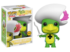 Pop! Animation: Hanna-Barbera - Touché Turtle (Chase)
